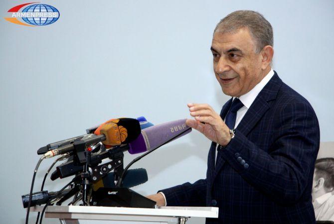 Արա Բաբլոյանը` ԱԺ նախագահ. կառավարությունը հրաժարական կտա