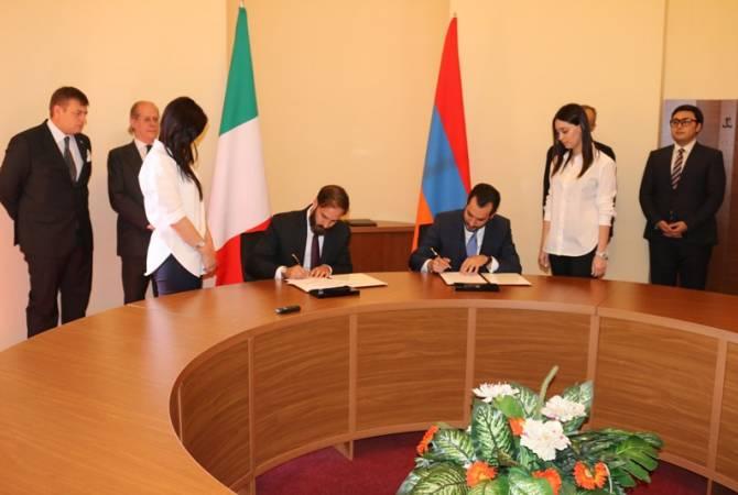 Shaula International ընկերությունը իտալացի գործարարներին կուղղորդի դեպի Հայաստան