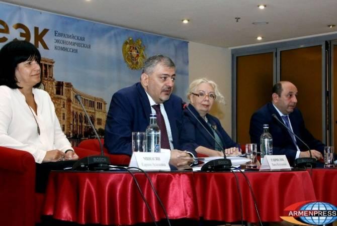 Վաչե Գաբրիելյան. ԵԱՏՄ-ում Հայաստանի համար հսկայական չօգտագործված ներուժ է կա