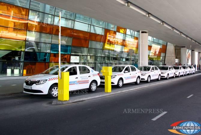 Վահան Մարտիրոսյան. «Զվարթնոց» օդանավակայանում մրցակցություն ստեղծելու համար պետք է գործի երկու կամ երեք տաքսի ծառայություն