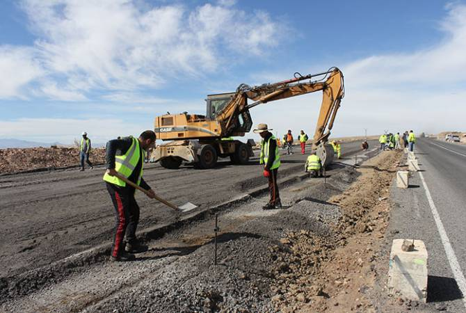 Հյուսիս-հարավ ծրագրի Աշտարակ-Թալին և Թալին-Գյումրի հատվածների շինաշխատանքների ժամկետները երկարաձգվում են