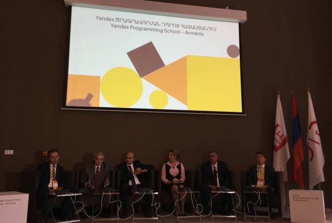 Գյումրիում պաշտոնապես բացվեց Yandex ծրագրավորման դպրոցը