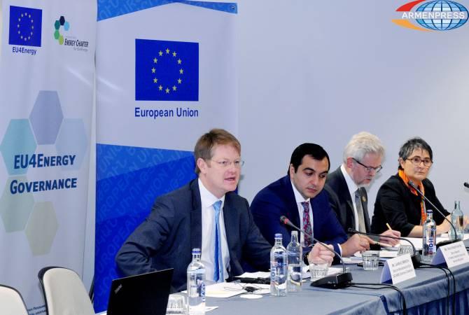 Էներգախնայողության ոլորտում ԵՄ ծրագրերի շահառու է դարձել 6 հազար տնային տնտեսություն