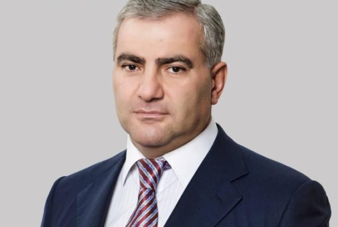 Սամվել Կարապետյանն ընտրվել է Մոսկվայի Արարատ ֆուտբոլային ակումբի նախագահ