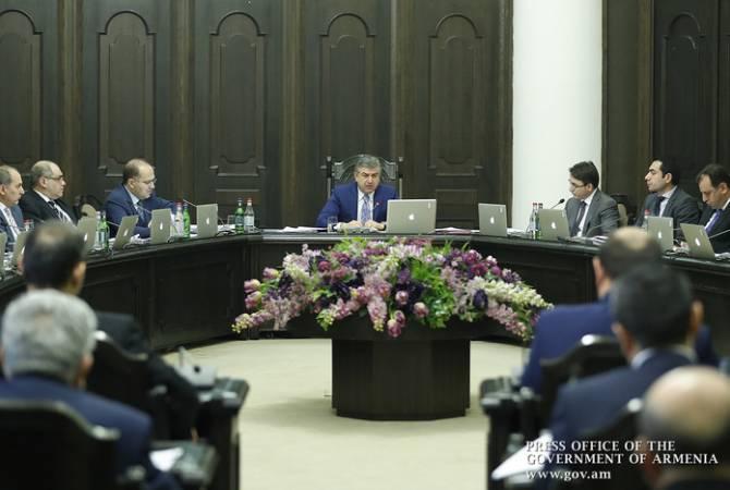 Գեոկոսմոսը կապահովի ՀՀ սահմանամերձ տարածքների օպերատիվ հետախուզման պայմաններ