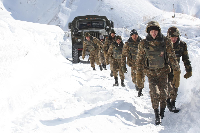 Ազերները հարձակման փորձի արդյունքում կորուստներ են կրել. հայկական կողմը զոհեր չունի