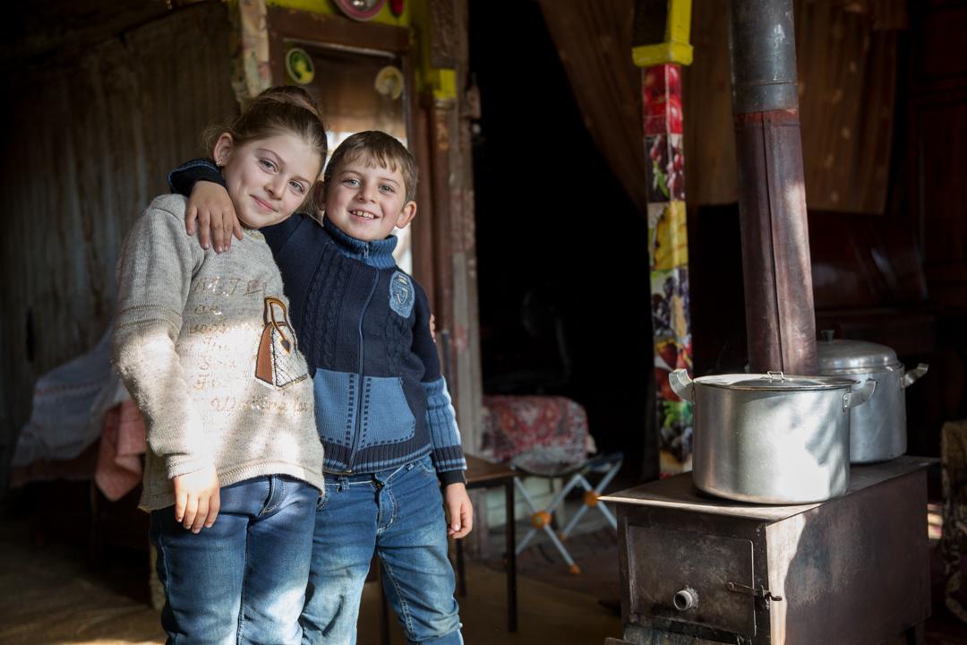 Գյումրիի դոմիկում ապրող 33-րդ ընտանիքը տուն ստացավ