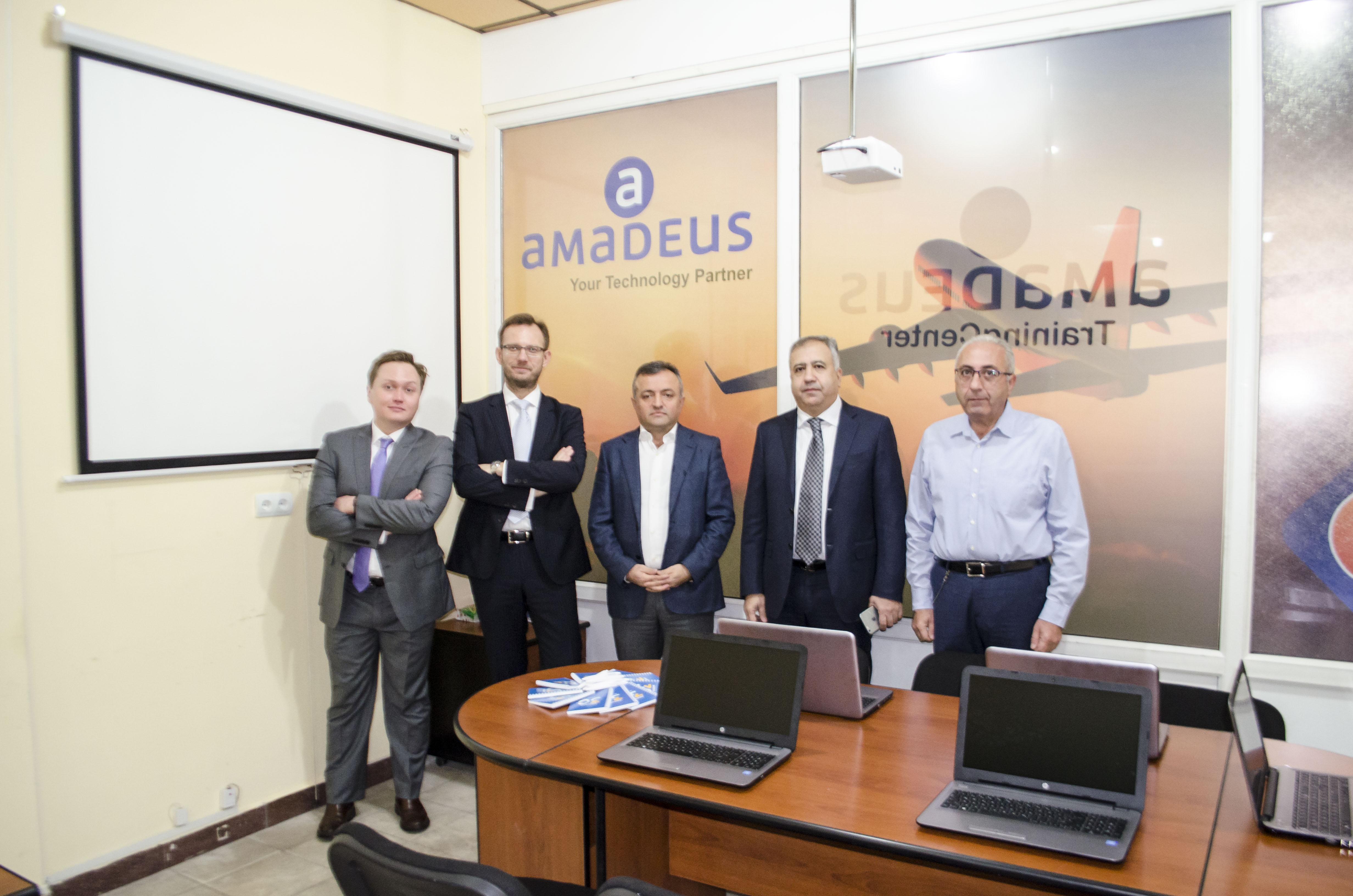 Երևանում բացվել է AMADEUS-ի ուսումնական կենտրոն