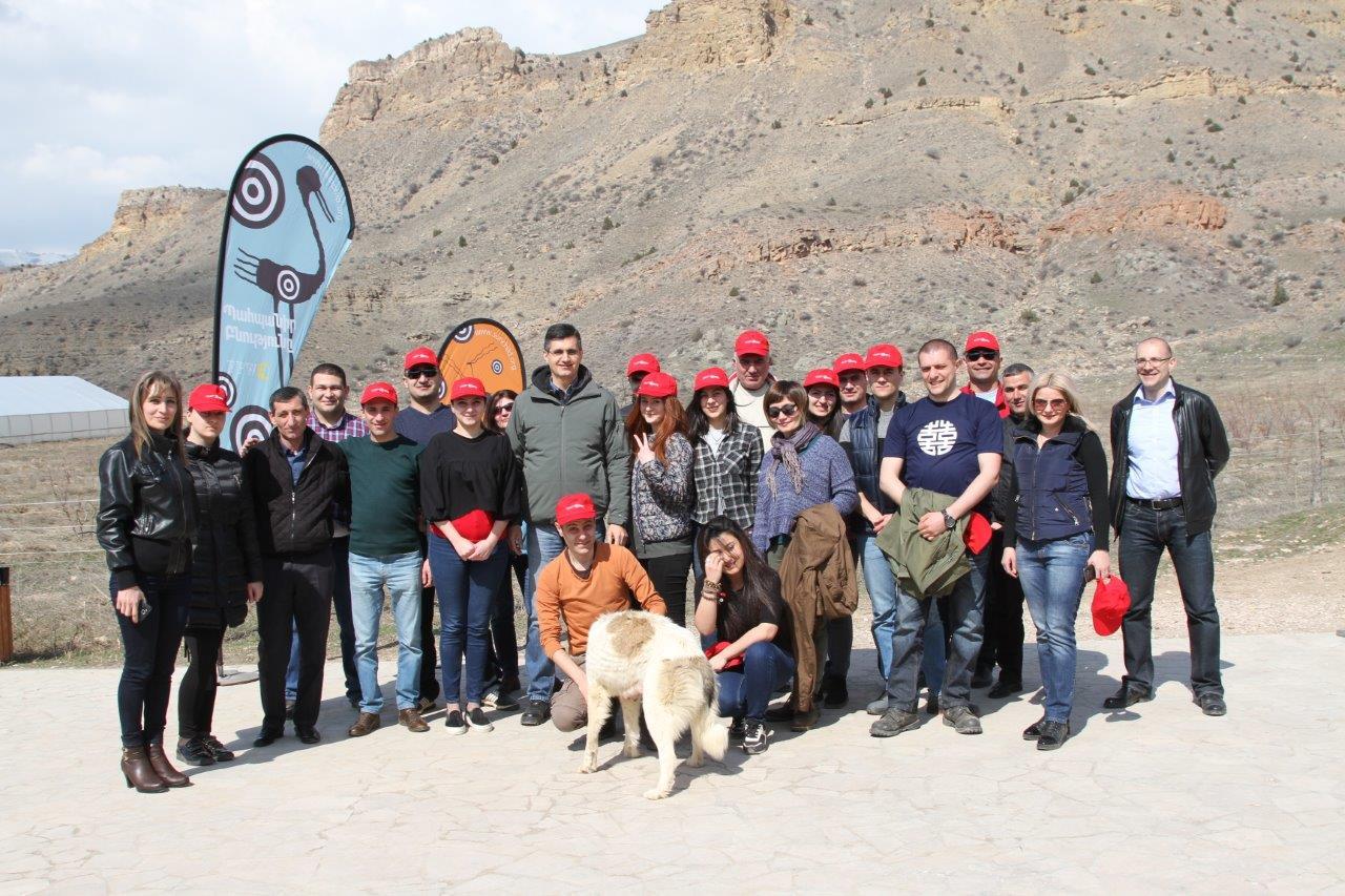 Վիվասել-ՄՏՍ. Ծառատունկ՝ ուղղված Հայաստանի էկոհամակարգի պահպանմանը