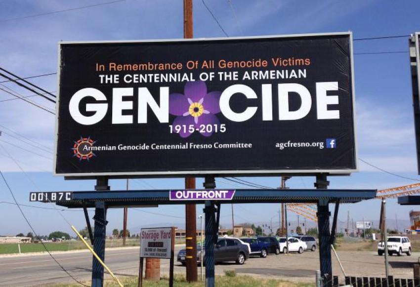 ԱՄՆ Տեխաս նահանգը ճանաչեց Հայոց ցեղասպանությունը