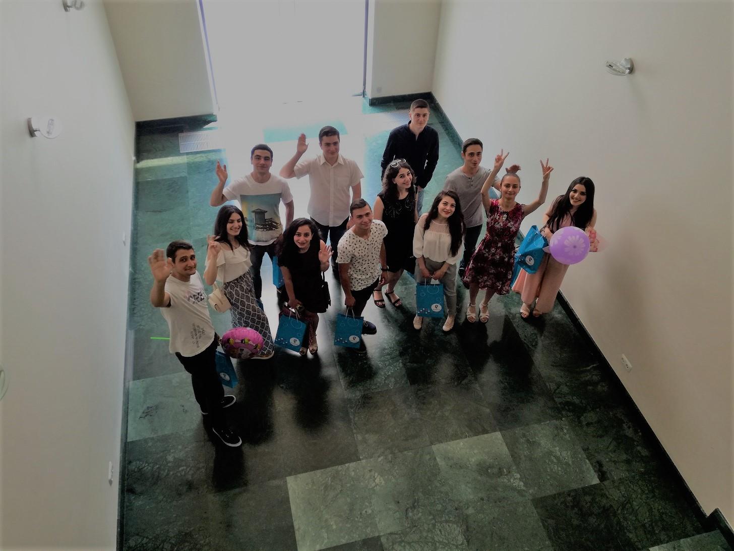 Ռոստելեկոմ. ամփոփվեց «Նոր հնարավորություններ ուսանողների համար» նախագիծը