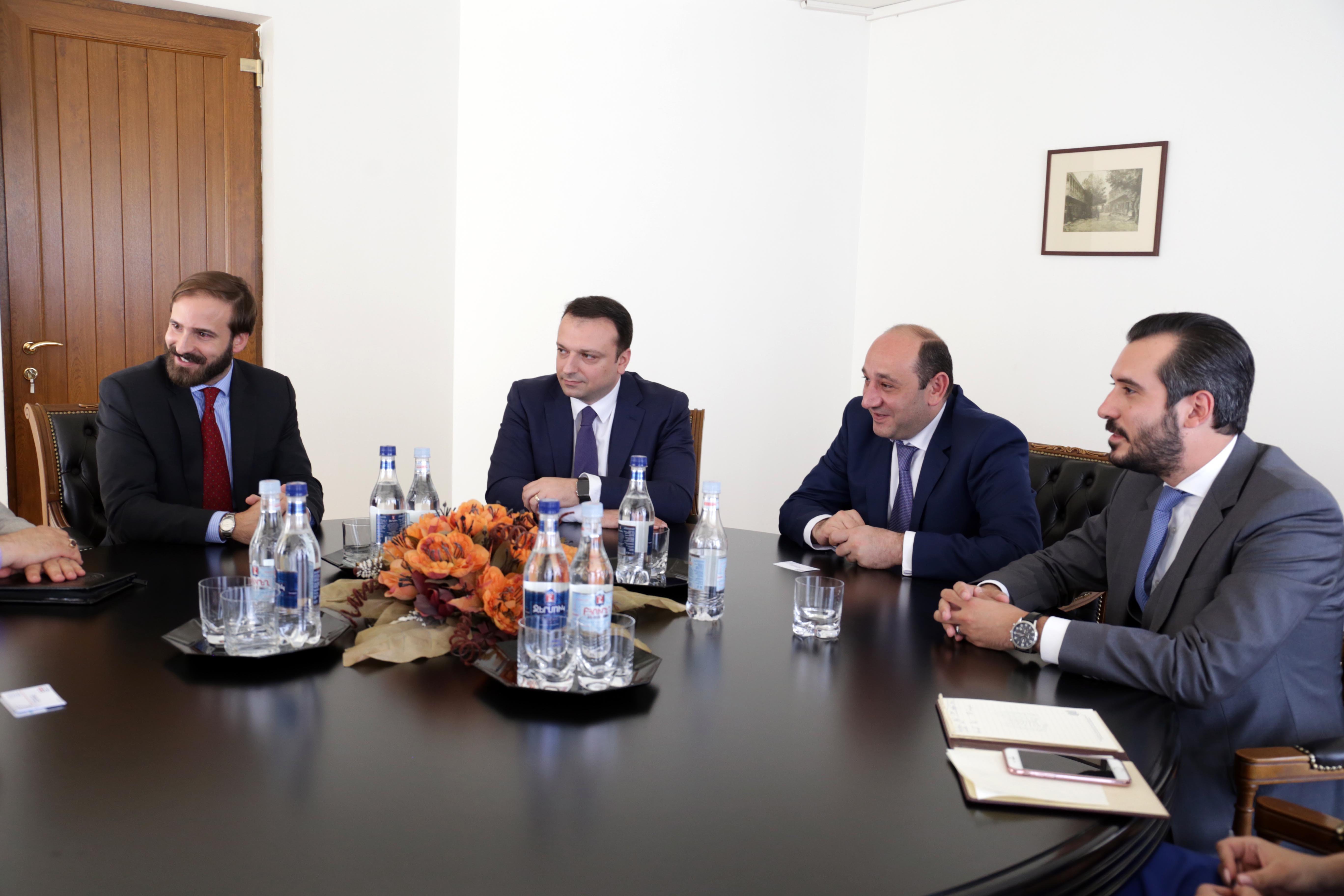 Իտալական IDS տեխնոլոգիական ընկերությունը մինչև 10 մլն եվրո կներդնի Հայաստանում