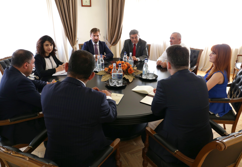 Լեհական ընկերությունը հետաքրքրված է Հայաստանի թռչնաբուծության ոլորտով