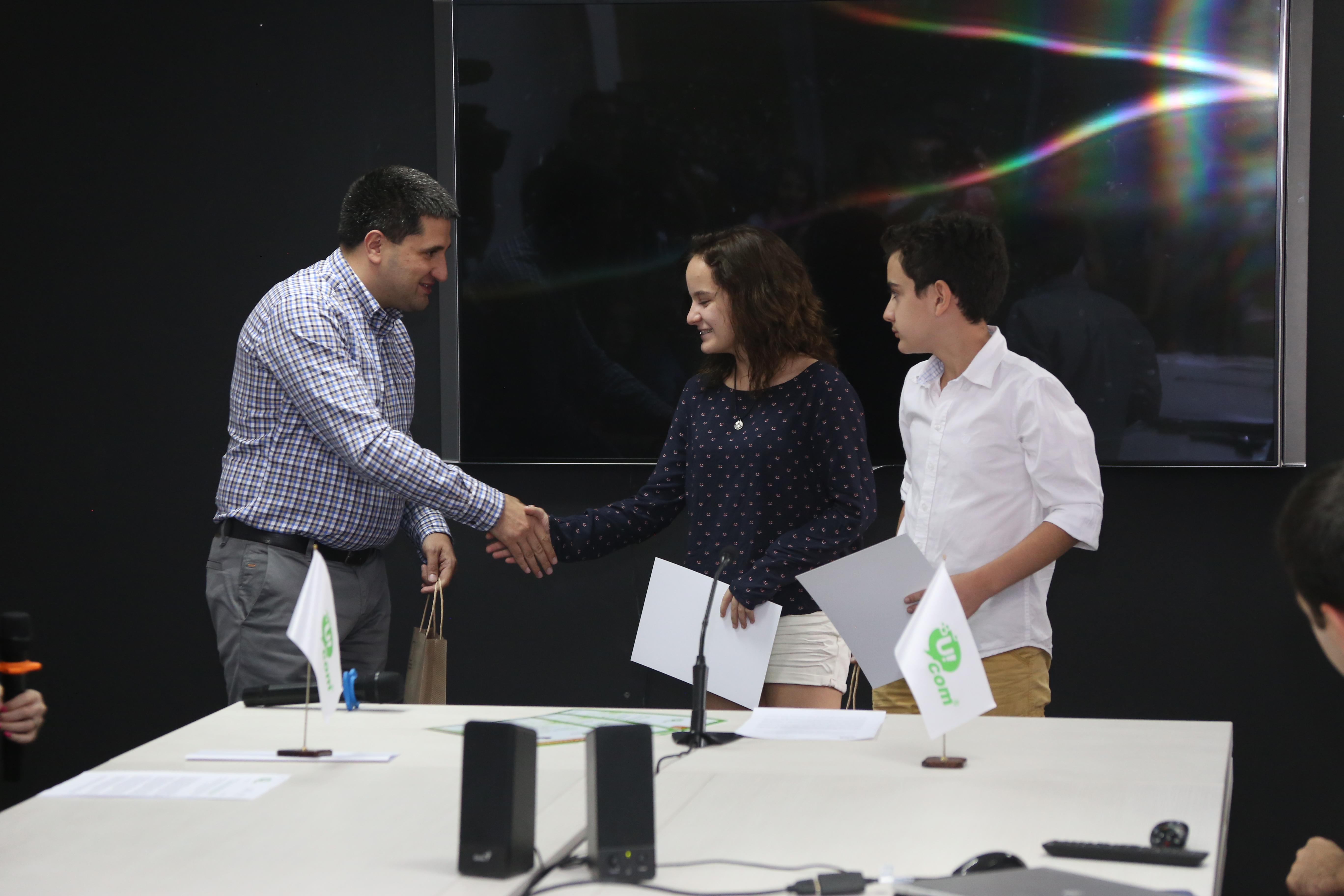 Discovery Science և Ucom. ամփոփվեցին երիտասարդ գիտնականների և նորարարների մրցույթի արդյունքները