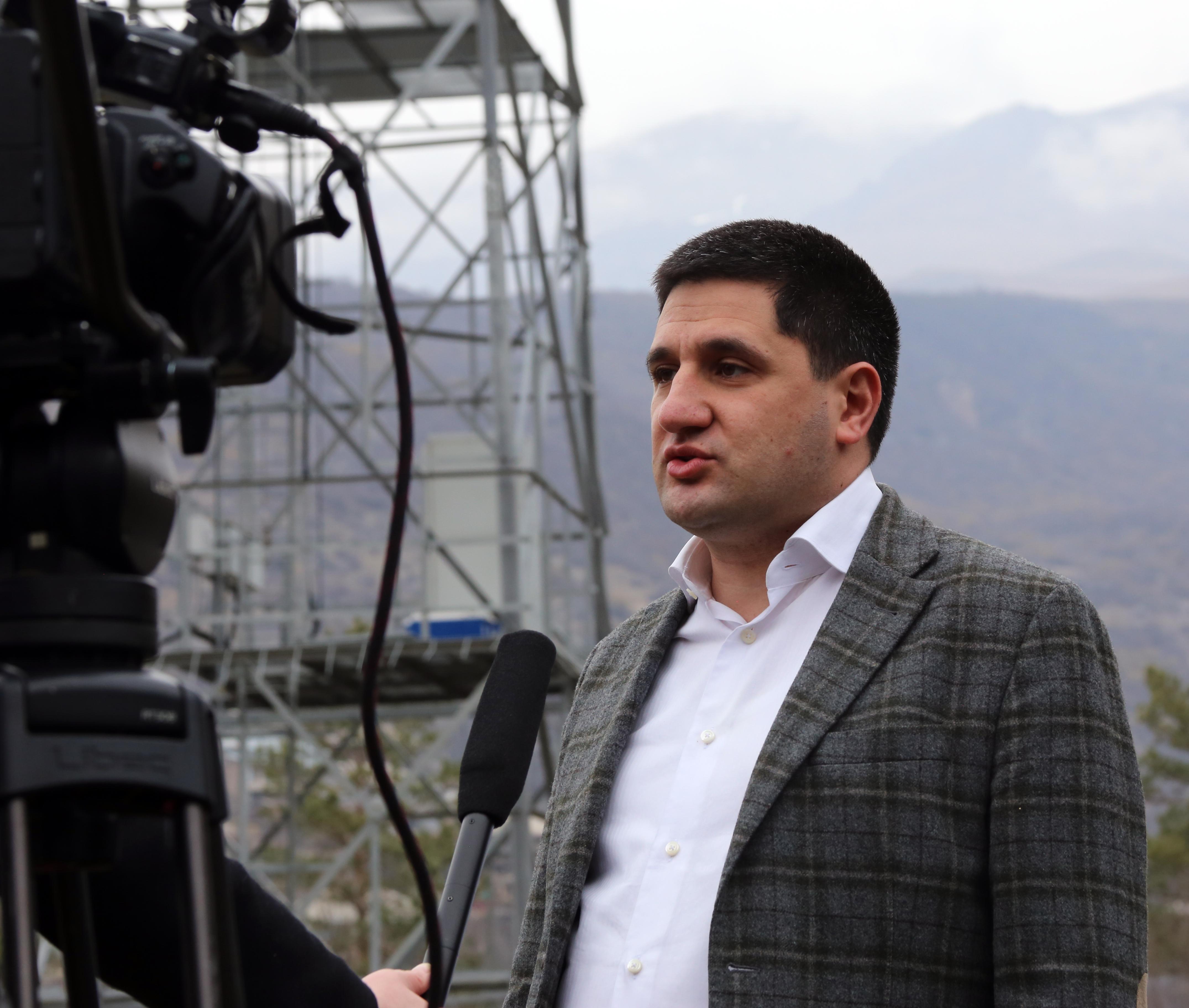 Ucom. ամենաընդարձակ 4G+ ցանցն Հայաստանում