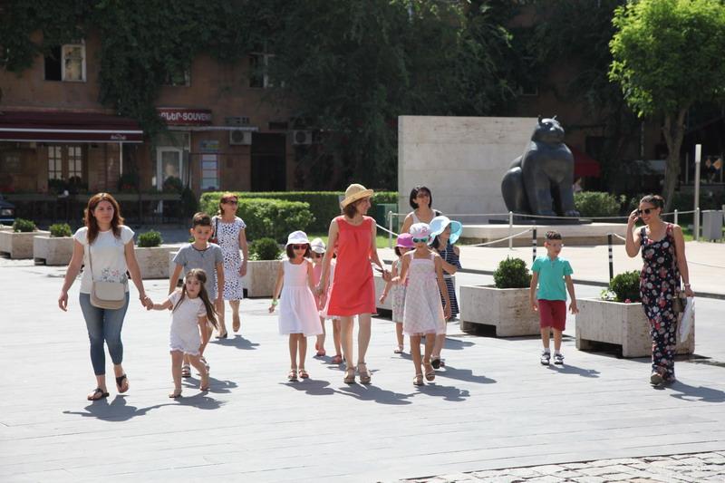 Beeline. Գաֆէսճեան արվեստի կենտրոնում կամփոփվի «Ամառային քանդակների պարտեզ» ծրագիրը
