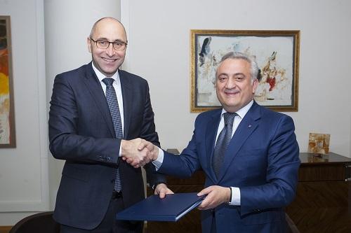 Կենտրոնական բանկ. Ստորագրվել է 15 մլն եվրո արժողությամբ «ՓՄՁ էներգախնայողական նախագծերի ֆինանսավորման» ծրագրի վարկային պայմանագիր