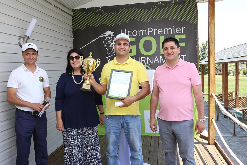 UcomPremier բաժանորդն ստացավ Ֆրանսիայում «Open de France» գոլֆի առաջնությունը դիտելու հնարավորություն