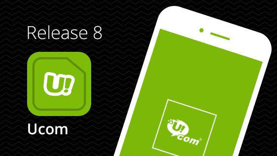 Ucom մոբայլ հավելվածի թարմացված տարբերակը հասանելի է App Store և Google Play հարթակներում