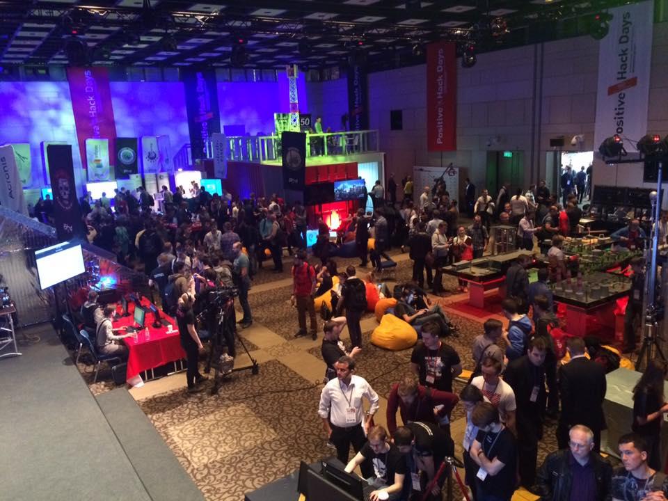Positive Hack Days 2017-ի մրցույթներից մեկում հաղթող է ճանաչվել Ռոստելեկոմի ՏՏ անվտանգության մասնագետ Արմեն Գնունին