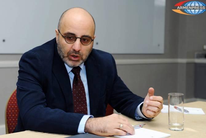 Տիգրան Ջրբաշյան. Հայաստանի միջոցով գործարարները հնարավորություն են ստանում աշխատել խոշորագույն շուկաներում