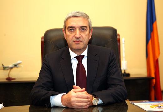 Վահան Մարտիրոսյանը հավատում է Վրաստանի և Ռուսաստանի միջև բանակցությունների հաջողությանը