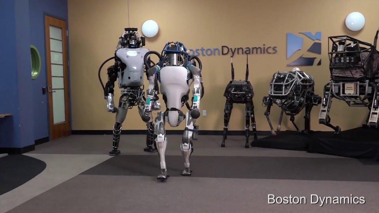 Boston Dynamics ռոբոտոշինական ընկերությունը վաճառվել է ճապոնացիներին