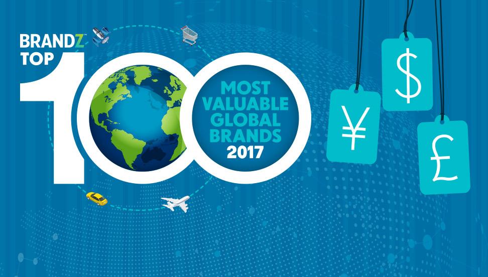 BrandZ 2017. Աշխարհի ամենաթանկ բրենդները