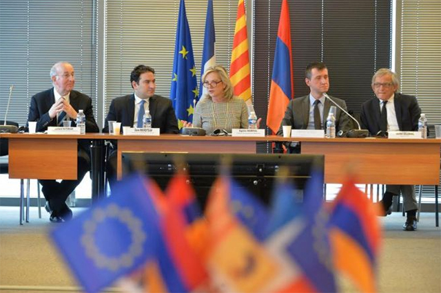 Ֆրանսիական ընկերությունները հետաքրքրված են Հայաստանի միջոցով ԵԱՏՄ և Իրանի շուկաներ մուտքի հնարավորությունը