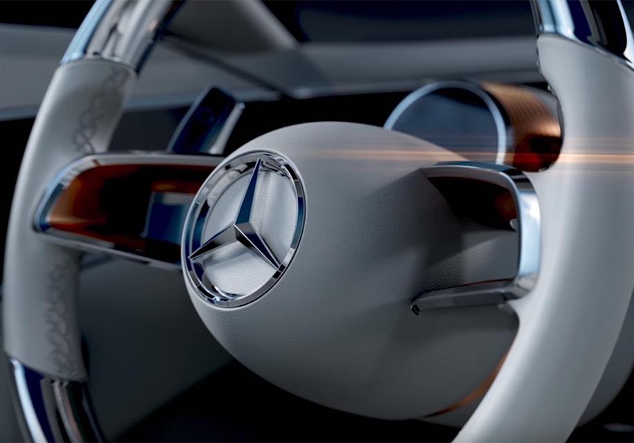 Օգոստոսի կեսին Mercedes-Benz-ը նոր շքեղ կոնցեպտ կներկայացնի