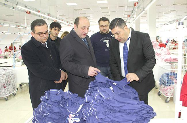 «Ալեքս տեքստիլի» նոր բացվող արտադրամասում շուրջ 350 աշխատատեղ կստեղծվի