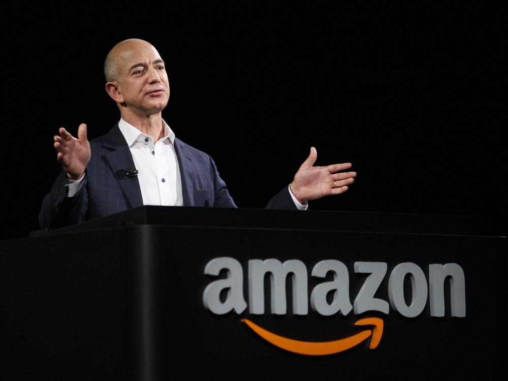 Amazon-ի հիմնադիր Ջեֆ Բեզոսը դարձել է աշխարհի ամենահարուստ մարդը