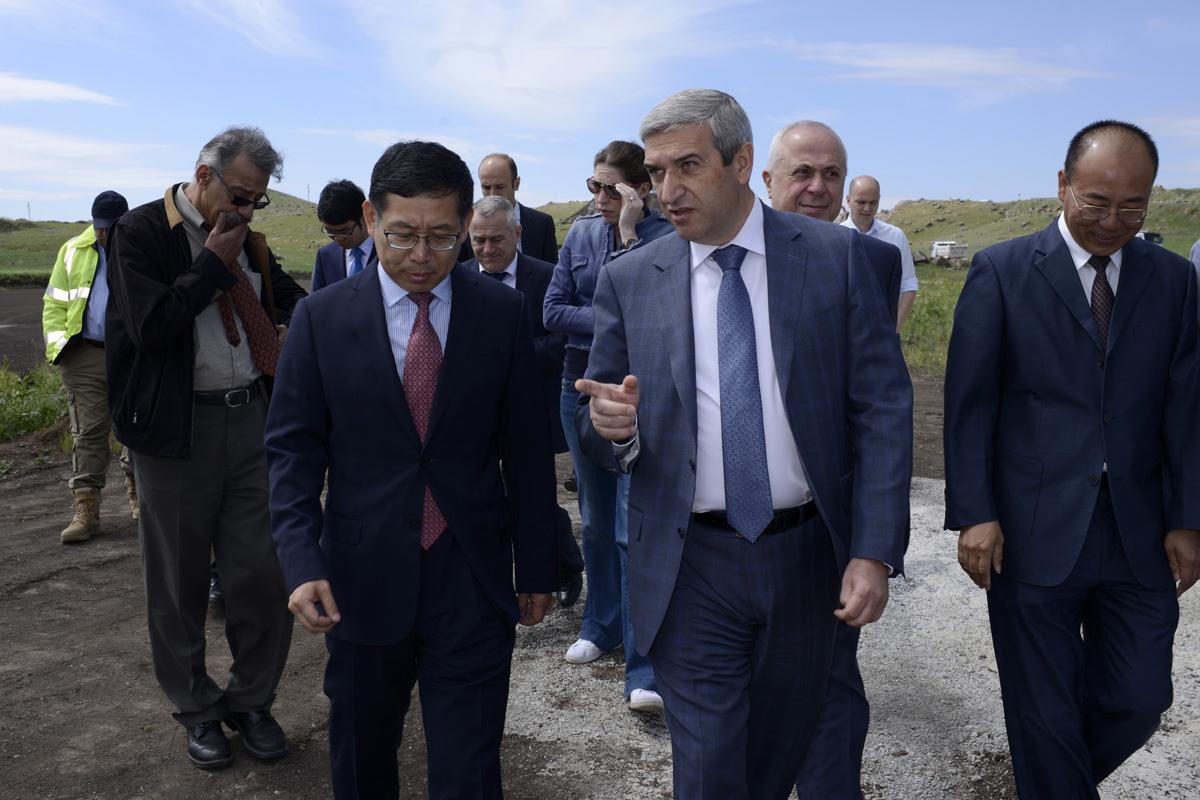 Հյուսիս-հարավ. չինական ճանապարհաշինական ընկերությանը թերությունները շտկելու ժամանակ է տրվել