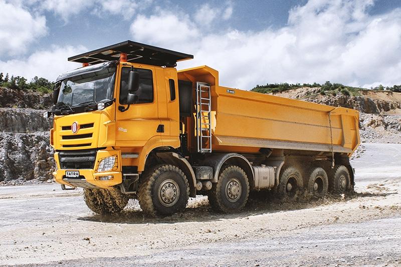 Աբովյան քաղքում կհիմնադրվի TATRA բեռնատար մեքենաների արտադրության գործարան՝ կստեղծվի 2000 աշխատատեղ