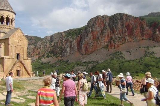 Ինն ամսում Հայաստան է ժամանել ավելի քան 1 մլն զբոսաշրջիկ