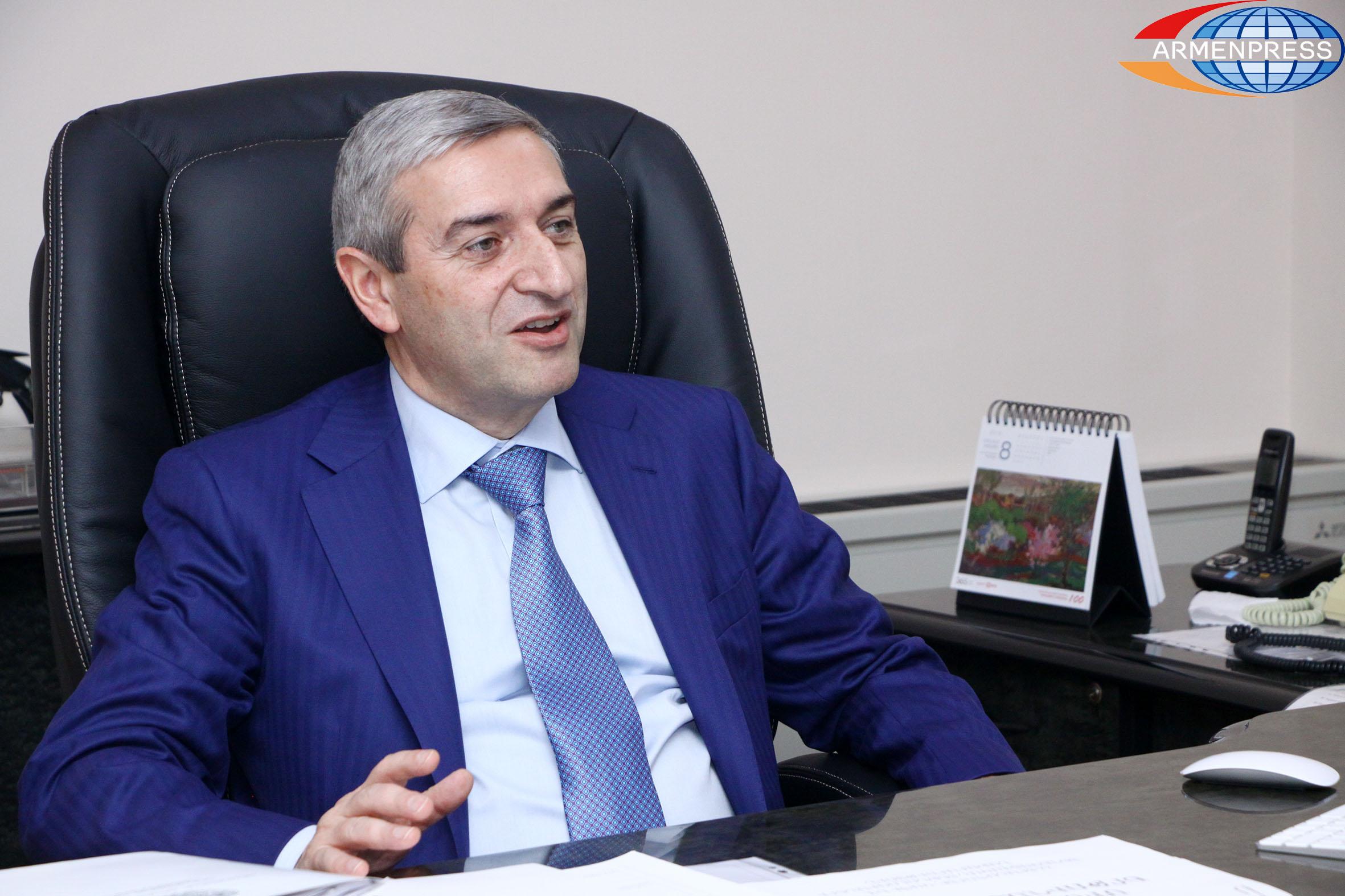 Վահան Մարտիրոսյան. «Աջ ղեկ» նախաձեռնության անդամները մեզ ներկայացրել են իրենց առաջարկությունների փաթեթը