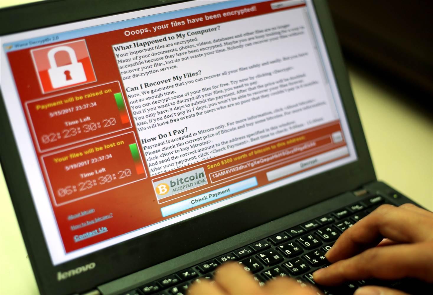 WannaCry վիրուսը գրոհել Է Չինաստանը, Ճապոնիաին եւ Հարավային Կորեան