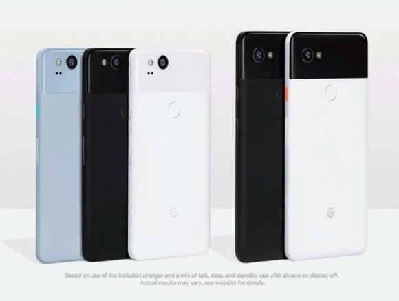 Ներկայացվել են Google Pixel 2 և Pixel 2 XL սմարթֆոնները