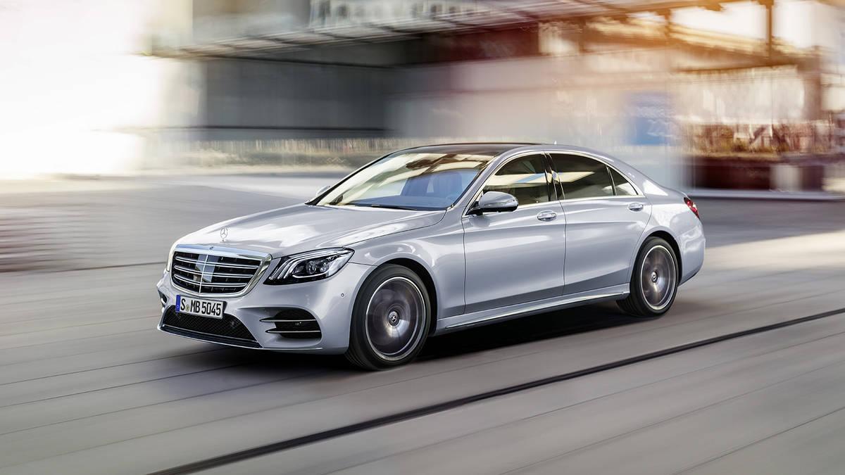 Ավանգարդ Մոթորս. լիզինգի աննախադեպ պայմաններ՝ S-դասի Mercedes-Benz ձեռք բերելու համար
