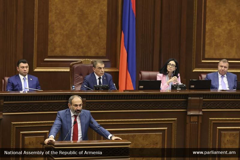 Նիկոլ Փաշինյան. Կուտակայինի հետ կապված պետք է կայացնենք Հայաստանի ազգային շահերից բխող որոշում