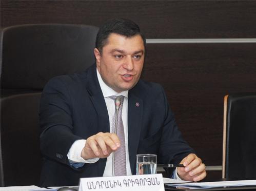 Անդրանիկ Գրիգորյան․ Հայաստանի ֆինանսական համակարգը շարունակում է կայուն մնալ