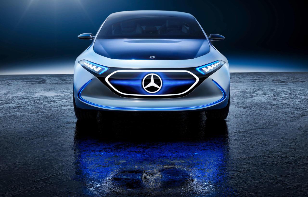 Mercedes-Benz-ը EQA էլեկտրական հեչբեքը կարտադրի Ֆրանսիայում