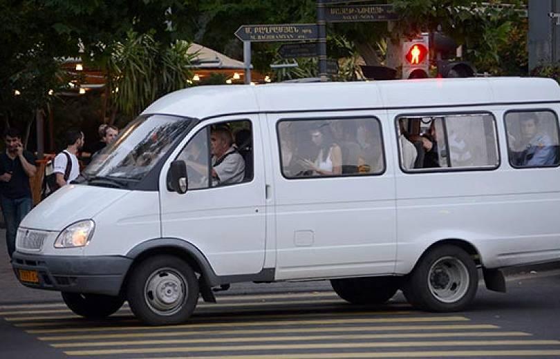 Դադարեցվում է Երևանի ներքաղաքային միկրոավտոբուսային հ.62 երթուղու գործունեությունը