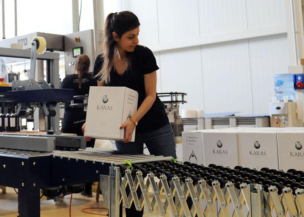 2017թ.-ին Հայաստանում գինու արտադրությունն աճել է 30%-ով