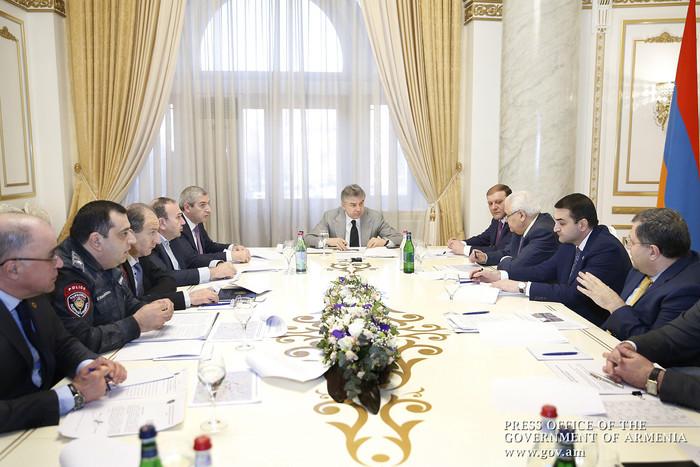 Կարեն Կարապետյանը մասնակցությամբ քննարկվել են Երևանում խցանումների նվազեցմանը վերաբերող հարցեր