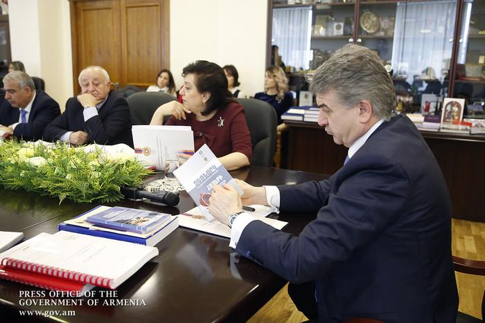 Կարեն Կարապետյան. Ունենք լավ հնարավորություն՝ մեր հայրենակիցներին ներգրավելու մեր տնտեսական ծրագրերում