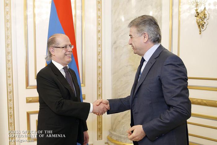 2017-ին Հայաստանի և Իտալիայի միջև առևտրաշրջանառությունն աճել է 25%-ով