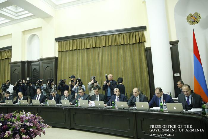 ՀՀ կառավարություն. աջակցություն ներդրումային ծրագրերին՝ կստեղծվի մոտ 80 նոր աշխատատեղ