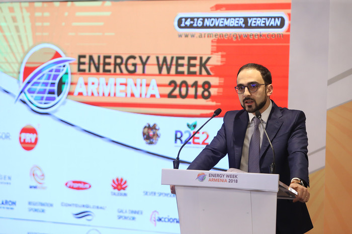 Տիգրան Ավինյանը մասնակցեց «Հայաստանի էներգետիկ շաբաթ 2018»-ին