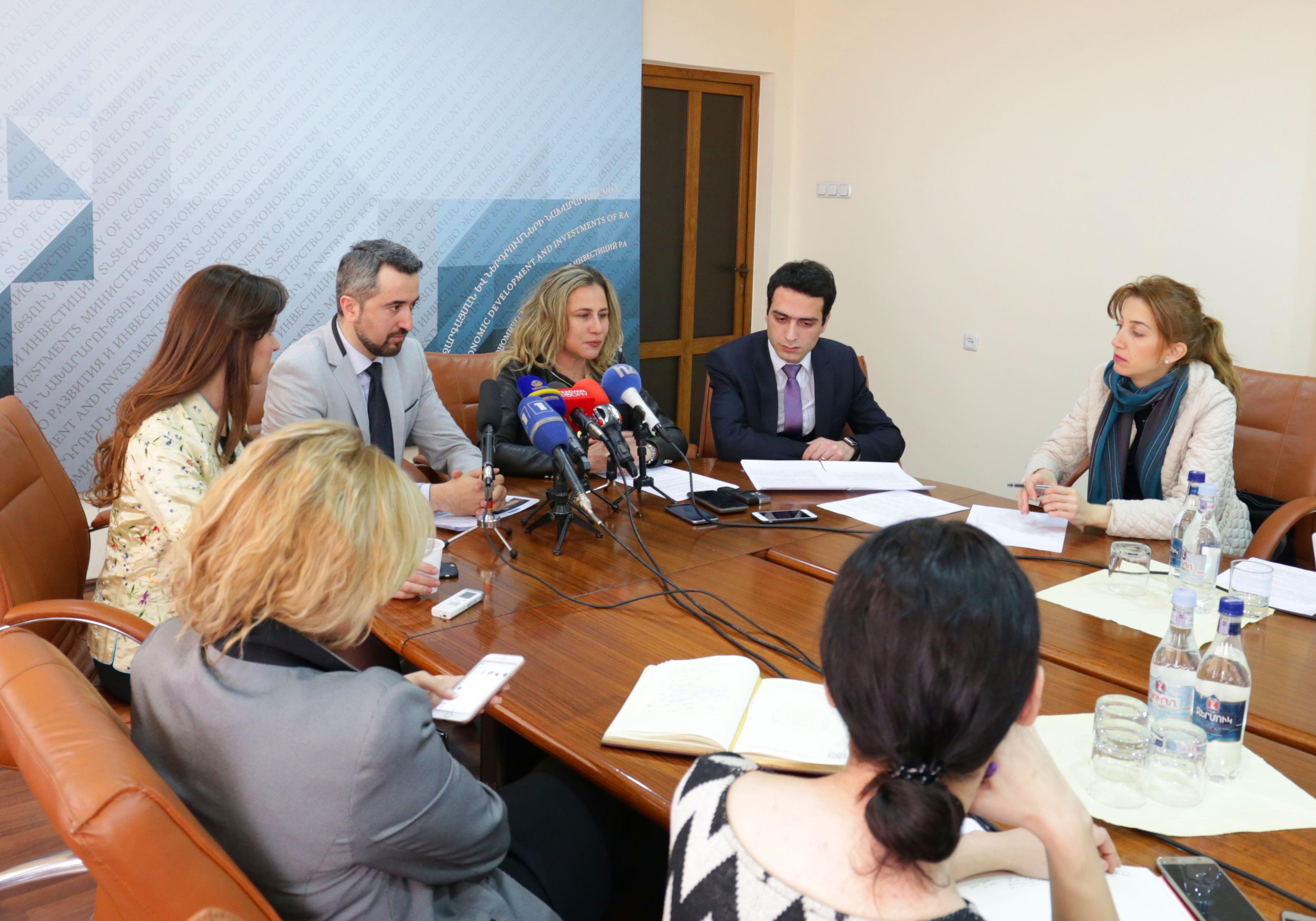 Բեռլինում ներկայացվել են Հայաստանի զբոսաշրջային հնարավորությունները